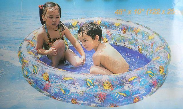Bazén nafukovací 122cm