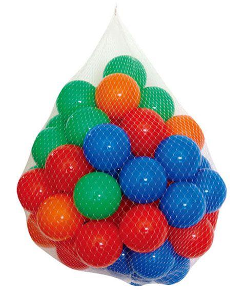 Plastové míčky 100 ks OEM AC05602