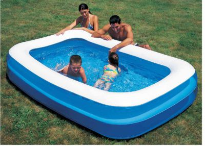 Bazén Family 218 x 218 cm