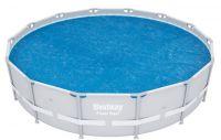 Solární plachta na bazén - 417cm