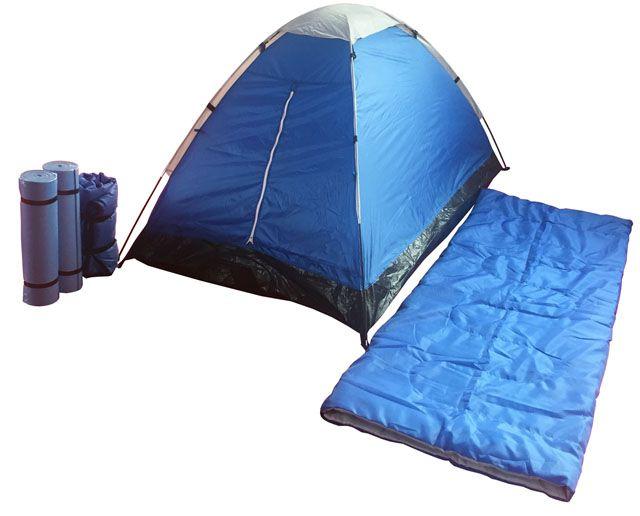 Campingový set pro dvě osoby - BROTHER