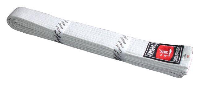Pásek ke kimonu KATSUDO - bílý