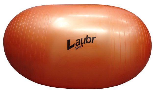 Gymnastický míč oválný 90 x 50 cm
