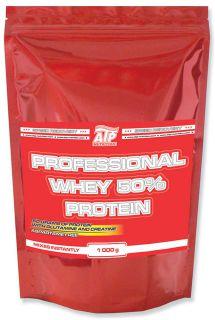 Sportovní výživa Professional whey - 1 kg, vanilka