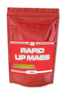 RAPID UP MASS 1000g - čokoláda