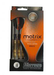 Harrows SOFT MATRIX 5828 Šipky s plastovými hroty 16g