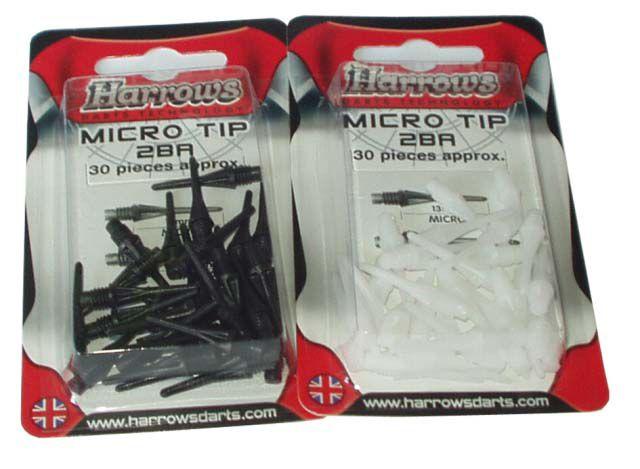 Harrows Micro 5889 Náhradní hroty k šipkám 30 ks