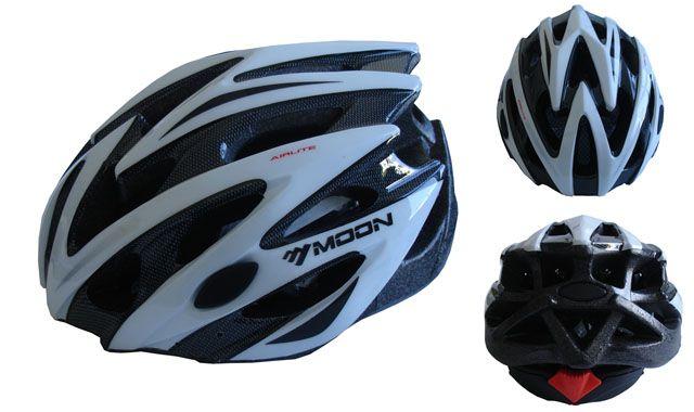 Cyklistická helma velikost M - bílá