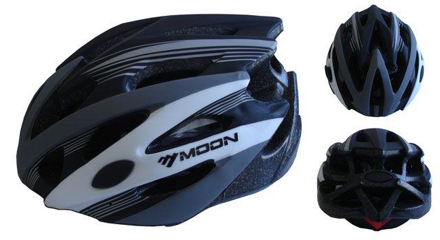Cyklistická helma velikost L – černá