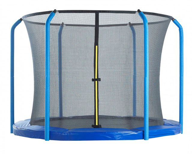 Ochranná síť na trampolínu – 244 cm