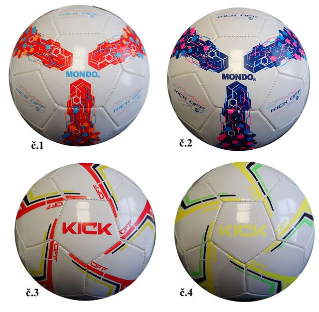 Kopací míč MONDO KICK OFF – vel. 5