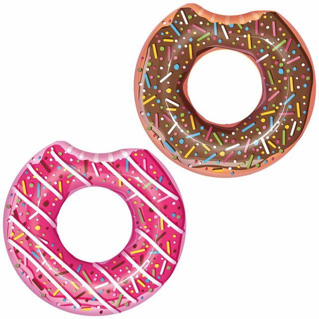 Nafukovací kruh donut - průměr 1 m