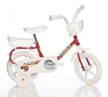 Dětské kolo červené od 10