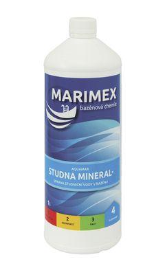 Bazénová chemie, Studna Mineral - 1 l