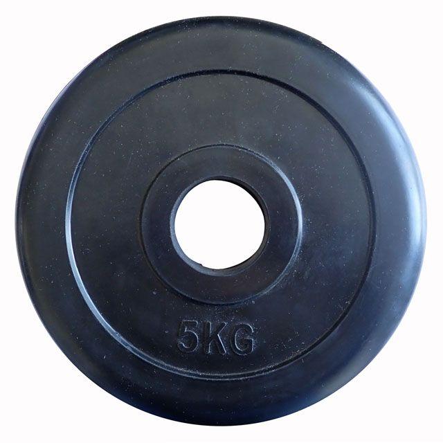 Pogumovaný kotouč – 5 kg