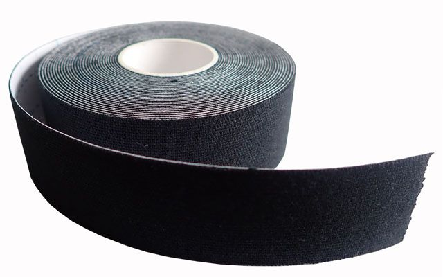 Kinezio tape 2,5 x 5 m černý