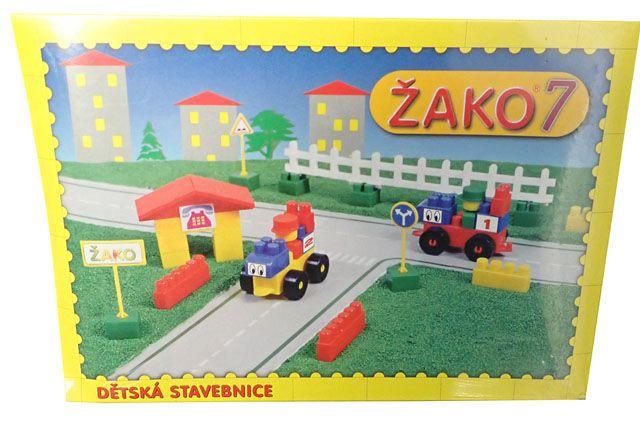 Dětská stavebnice ŽAKO