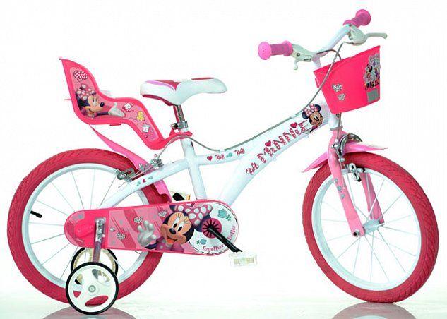 """Dětské kolo Barbie - 16"""""""