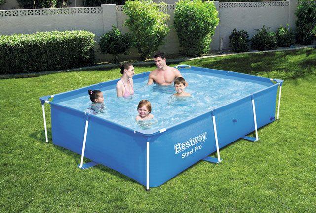 Bazén Family - 259 x 170 cm