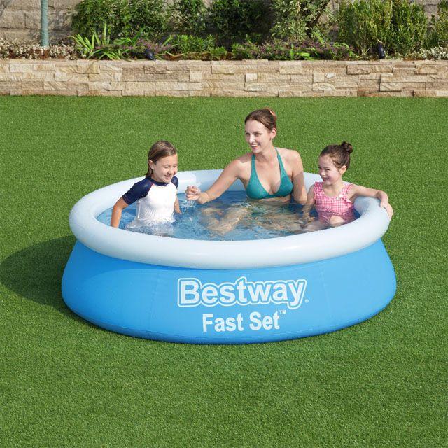 Samostavitelný bazén 83 x 51 cm