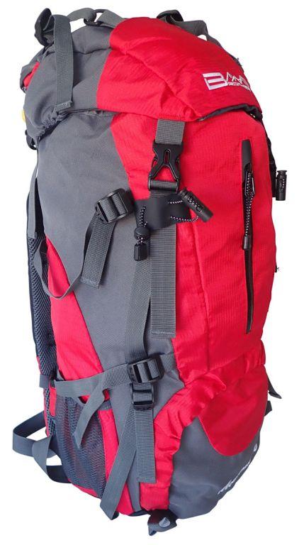 Batoh pro horskou turistiku 60 l – červený