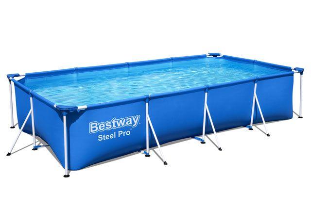 BESTWAY Bazén Family 400x211x81cm