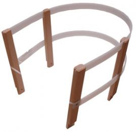 Acra ohrádka na sáně dřevo + plast