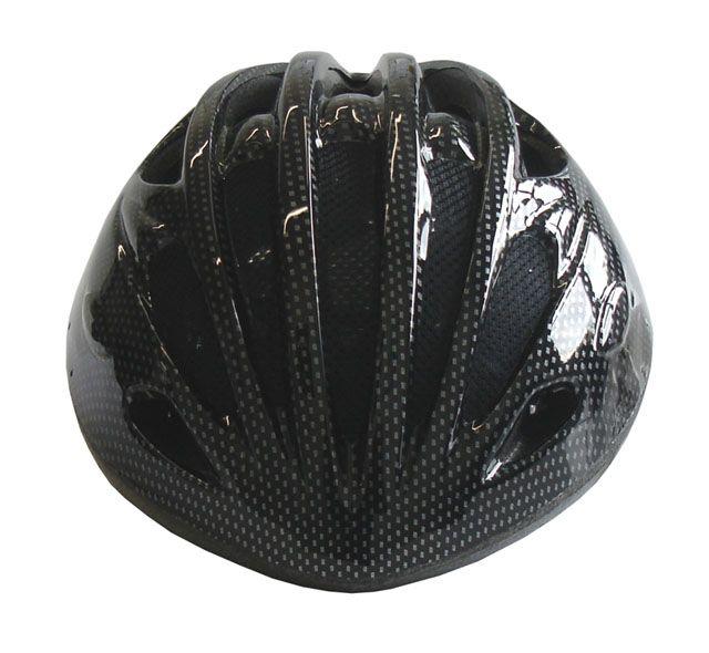 Cyklistická helma bílá/černá velikost X