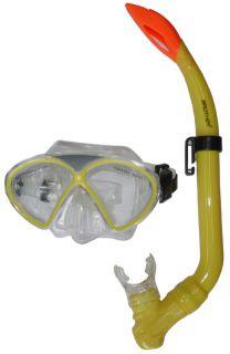 Dětská potápěčská sada Brother žlutá