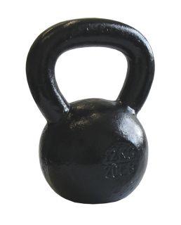 CorbySport Kettlebell Činka 24 kg kovový