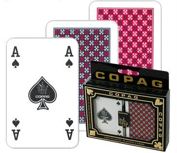 Poker karty COPAG SPECIÁL - Doppelpack