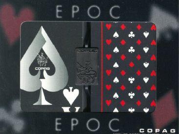 Poker karty Copag EPOC, 100% plast