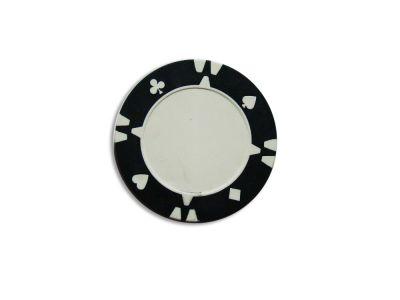 Tuin Flop Kusový žeton design černý - 1 ks