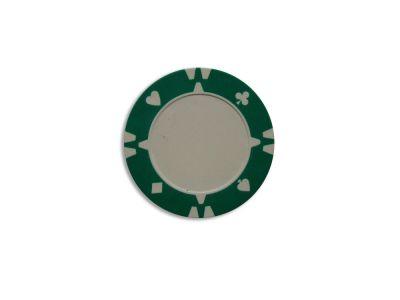 Tuin Flop Kusový žeton design zelený - 1 ks