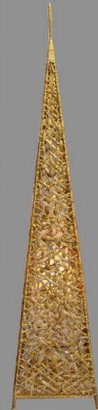 Stínidlo velké, pyramida hyacint nature