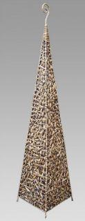 Stínidlo velké, pyramida, hyacint wash