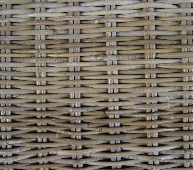 Lucerna WIND ratanová 21 x 21 x 23 cm
