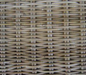 Ratanový stojan koš na dřevo