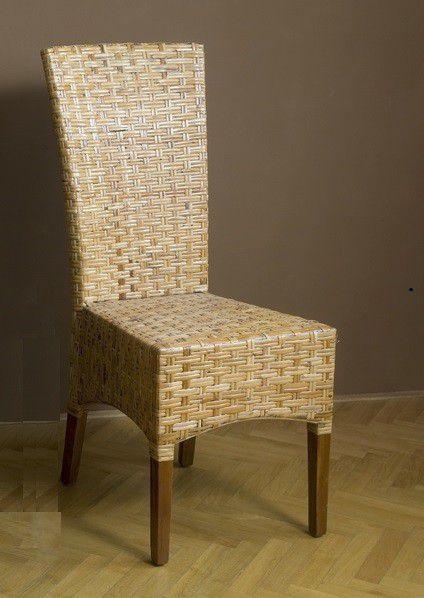 ANYAM židle ratanová kůra natur