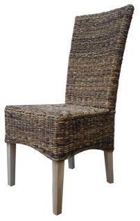 LASIO židle vysoká - BANÁN