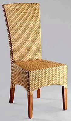 LASIO židle ratanová kůra natur
