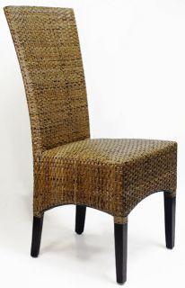 LASIO židle - vysoké COKLAT / KŮRA