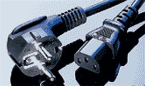 Kabel Roline sítový  220V 1,8m (pro zdroj, monitor)