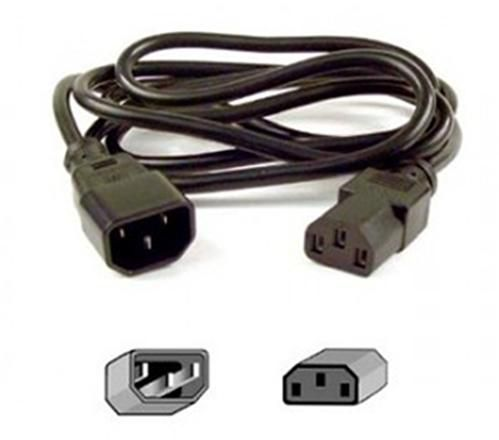 Kabel Value síťový prodlužovací 220V 3m (pro zdroj, monitor)