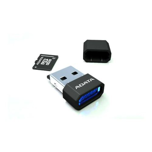 Paměťová karta Adata MicroSDHC 32GB Class4 + čtečka