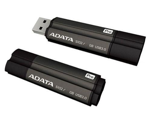 Adata USB 3.0 Superior S102 Pro Flashdisk, hliníkový 32GB