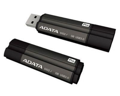 Adata USB 3.0 Superior S102 Pro Flashdisk hliníkový 64GB