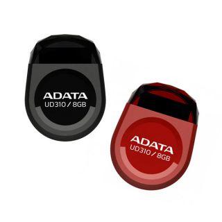 Adata USB 2.0 DashDrive™ Durable UD310 Flashdisk 8GB černý