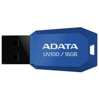 Flashdisk Adata USB 2.0 DashDrive UV100 16GB modrý