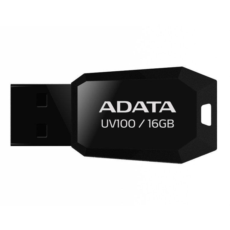Flashdisk Adata USB 2.0 DashDrive UV100 32GB černý